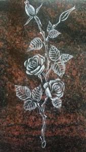 Rose graviert (1)